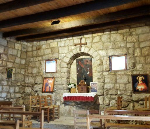 كنيسة مار سركيس و باخوس الأثرية image