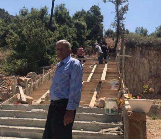 السيد ناصيف خويري -درج الماعول-حي بيت عيد image