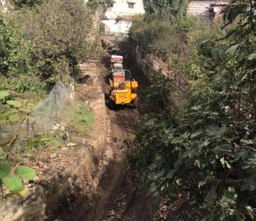تنظيف نهر عشقوت image